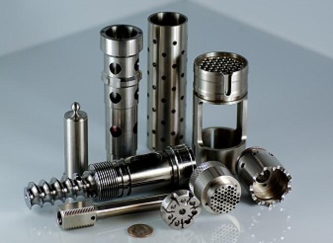 Sample Parts   Machine Shop   Custom CNC   Lathe   Mill